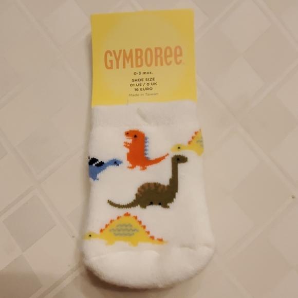 Gymboree Other - Gymboree socks, 0-3mo., NWT